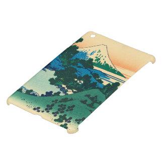 Shichiri beach in Sagami Province iPad Mini Cases