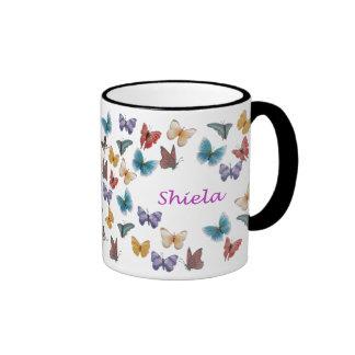 Shiela Ringer Coffee Mug