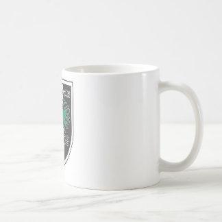 Shield Adrianópolis Lizards Coffee Mug