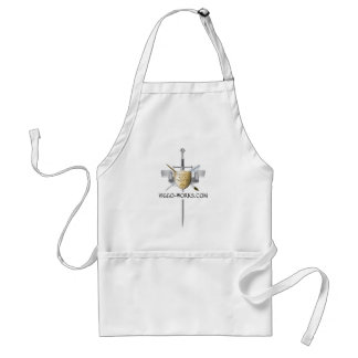 Shield and Sword Adult Apron