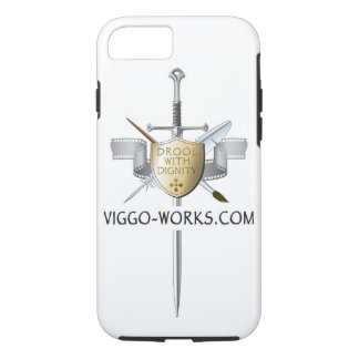 Shield and Sword iPhone 7 Case