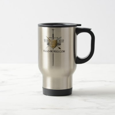 Shield and Sword Mugs