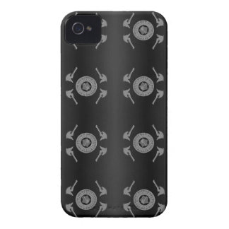 SHIELD-AXE n iPhone 4 Case