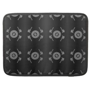 SHIELD-AXE n MacBook Pro Sleeve