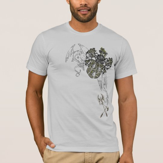 Shield Dragon T-Shirt