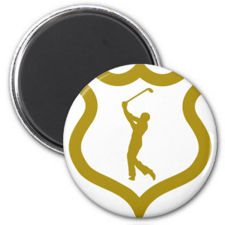 shield-golf.png 2 inch round magnet