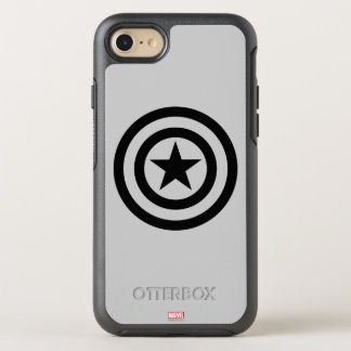 Shield Icon OtterBox Symmetry iPhone 7 Case