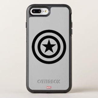 Shield Icon OtterBox Symmetry iPhone 8 Plus/7 Plus Case