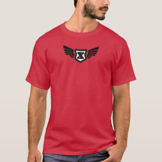 SHIELD INITIAL EAGLE X T-Shirt