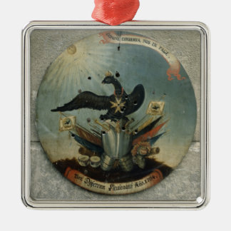 Shield of a Prussian officer, 1764 Metal Ornament