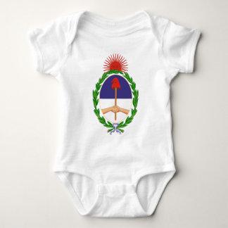Shield of Argentina Baby Bodysuit