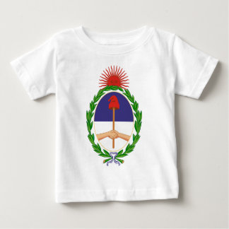 Shield of Argentina Baby T-Shirt
