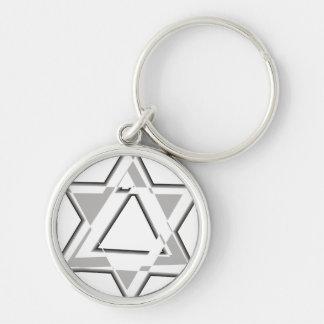 Shield of David Key Chains