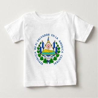 Shield of El Salvadore Baby T-Shirt