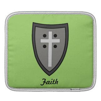 Shield of Faith iPad Sleeve