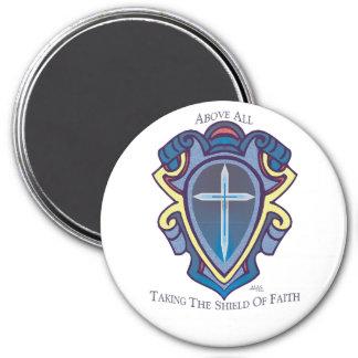 Shield of Faith Magnet