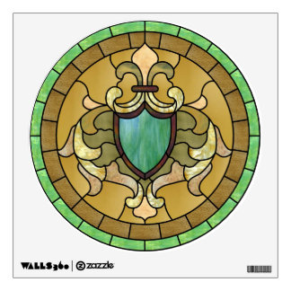 Shield of Faith Window and Wall Decal