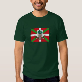 Shield of Guernica or Gernika and the Ikurrina, T Shirt