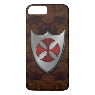 Shield of the Knights Templar iPhone 8 Plus/7 Plus Case