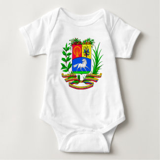 Shield of Venezuela Baby Bodysuit