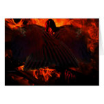 Shield of Wings Greeting Card