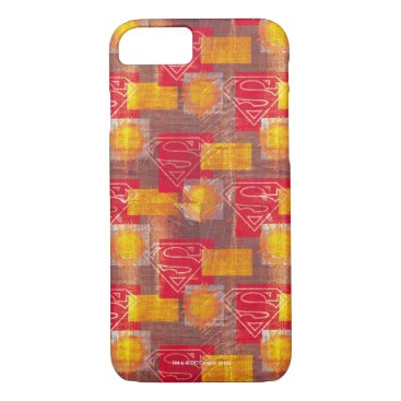 Shield Orange and Red iPhone 8/7 Case