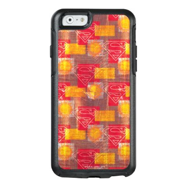 Shield Orange and Red OtterBox iPhone 6/6s Case