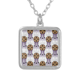 Shield Swatch Necklace