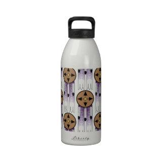 Shield Swatch Drinking Bottle