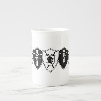 Shield Wall RDR Tea Cup