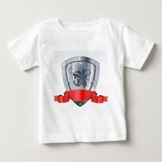 Shield with ribbon baby T-Shirt