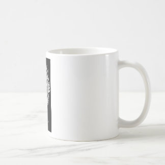 Shielded Brilance  Inverted Classic White Coffee Mug