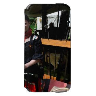 shieldmaiden funda billetera para iPhone 6 watson