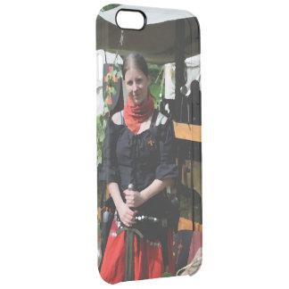 Shieldmaiden Funda Clearly™ Deflector Para iPhone 6 Plus De Unc