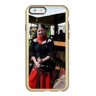 Shieldmaiden Funda Para iPhone 6 Plus Incipio Feather Shine