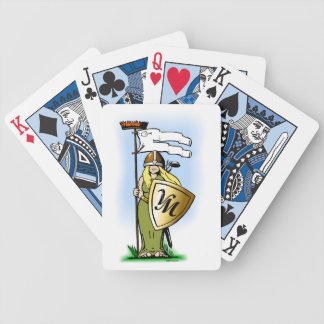 Shieldmaidens of Viggo-Works Bicycle Playing Cards