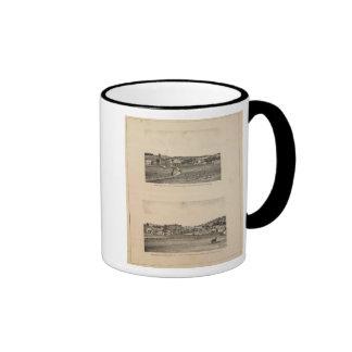 Shields, Clemmer residences Mugs