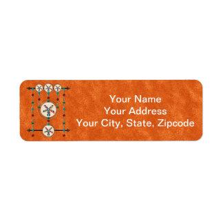 Shields Return Address Labels