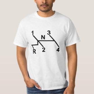 Shift diagram T-Shirt