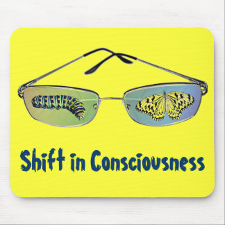 Shift in Consciousness mousepad