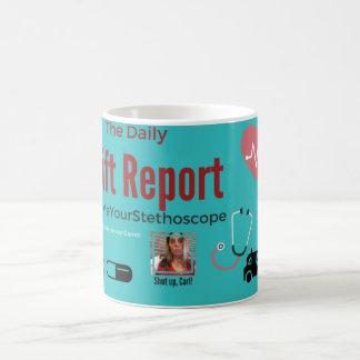 Shift Report Coffee Mug! Coffee Mug
