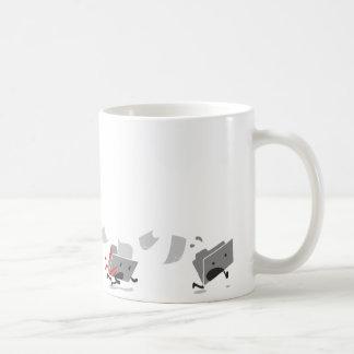 Shift shift delete coffee mug