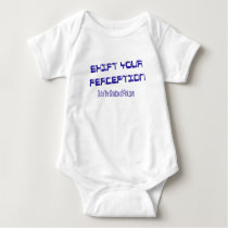 Shift Your Perception Baby Bodysuit