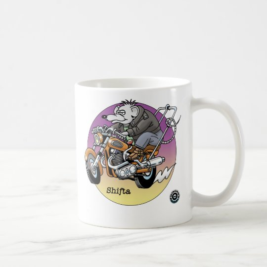 Shifta - Bikers are Animals © Mug