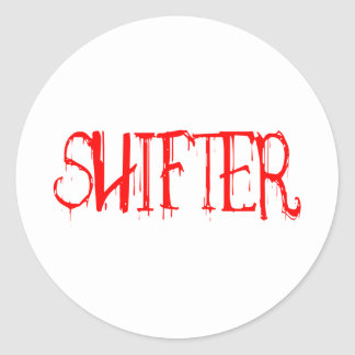 Shifter Sticker