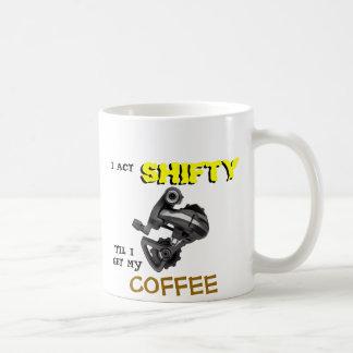 Shifty Coffee Mug