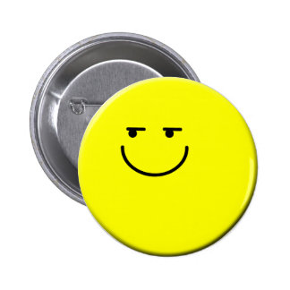 Shifty Eyed Smiley Button