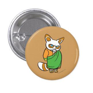 Shifu principal pin redondo de 1 pulgada