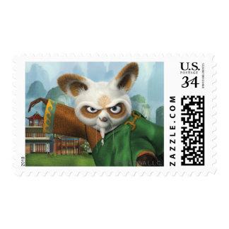 Shifu Ready Postage Stamp