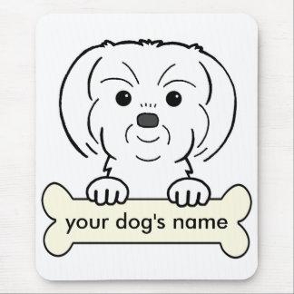 Shih personalizado Tzu Mousepads